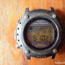 Relojes - Casio: RELOJ DIGITAL CASIO DW-285 FUNCIONANDO PERFECTAMENTE. Lote 62987024