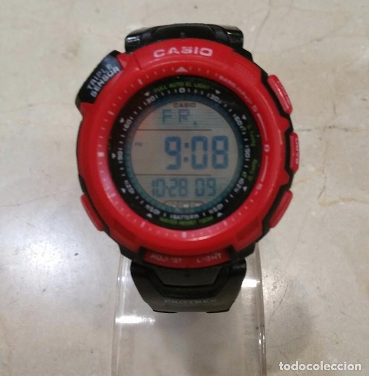 RELOJ VINTAGE CASIO G-SHOCK PRG-110 (Relojes - Relojes Actuales - Casio)