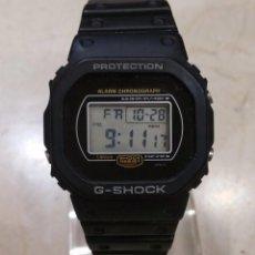 Relojes - Casio: RELOJ VINTAGE CASIO G-SHOCK DW-5700 MUY RARO. Lote 94707176