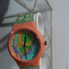 Relojes - Casio: RELOJ CASIO NUEVO A ESTRENAR VINTAGE AÑOS 80. Lote 128228430