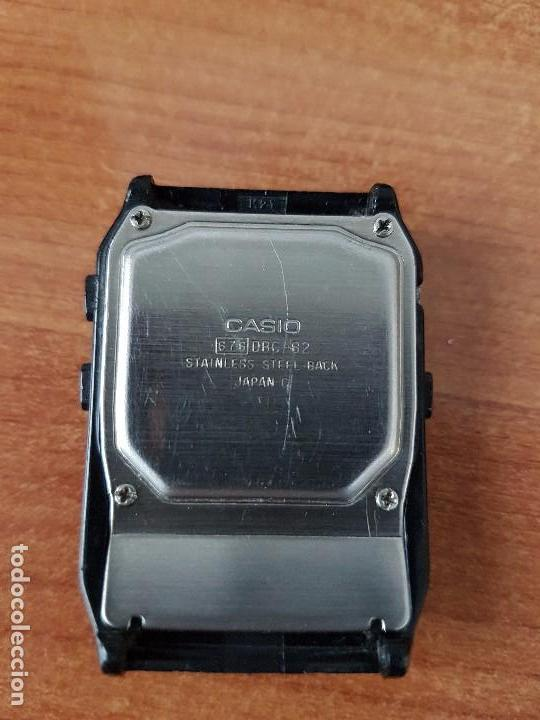 Relojes - Casio: Un reloj de caballero (Vintage) Casio data bank calibre DBC-82 módulo 676, fecha fabricación 1980. - Foto 3 - 67690277
