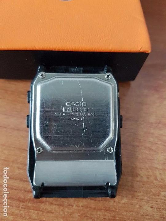 Relojes - Casio: Un reloj de caballero (Vintage) Casio data bank calibre DBC-82 módulo 676, fecha fabricación 1980. - Foto 6 - 67690277