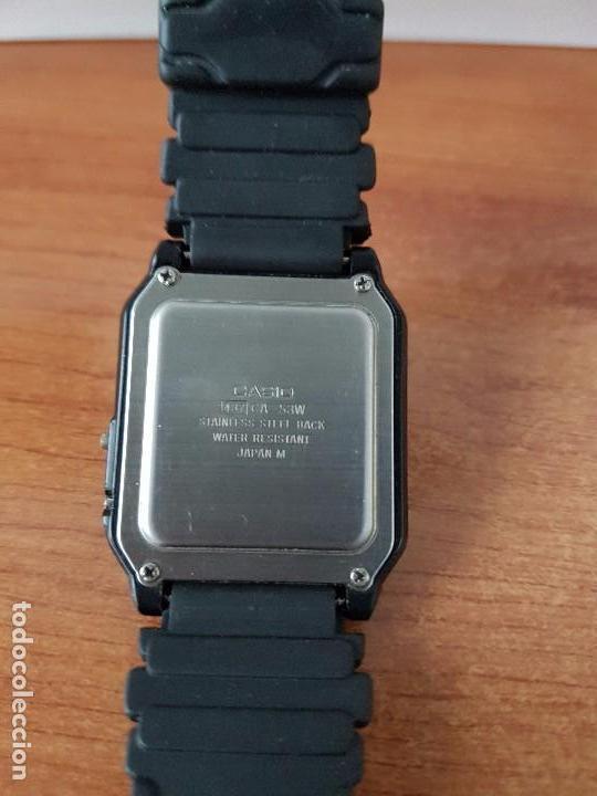 Relojes - Casio: Un reloj de caballero (Vintage) Casio alarma, crono, calculadora, calibre CA-53W módulo 437. - Foto 8 - 115515490