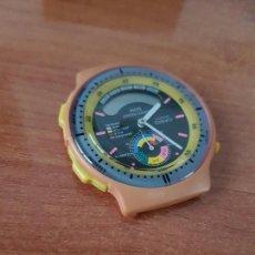 Relojes - Casio: UN RELOJ DE CABALLERO (VINTAGE) CASIO AW-60 MÓDULO 730, NO FUNCIONA, SIN CORREA, (FORNITURAS. Lote 67684781