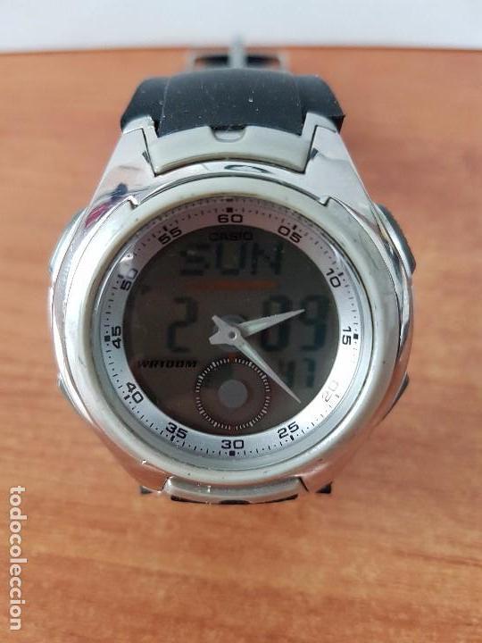 b4a5c406709d reloj de caballero (vintage) casio 3319. aq -16 - Comprar Relojes ...