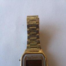 Relojes - Casio: RELOJ MUÑECA CASIO A158W. Lote 72057999