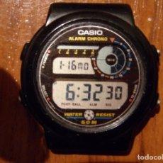 Relojes - Casio: RELOJ DIGITAL CASIO TRW-10 TRW10 FUTBOL FUNCIONANDO. Lote 72686519