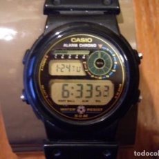 Relojes - Casio: RELOJ CASIO TRW-10 TRW10 FUTBOL COMO NUEVO . Lote 73807303