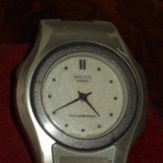 Relojes - Casio: RELOJ CASIO MUY RARO,VINTAGE.FUNCIONANDO.. Lote 74605827