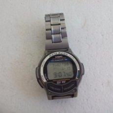 Relojes - Casio: VINTAGE RELOJ DE PULSERA CASIO DATA BANK WATCH 1600 DB-34H. Lote 79665357