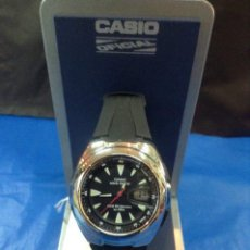 Relojes - Casio: RELOJ CASIO WVQ 201 HE ¡WAVE CEPTOR!. Lote 80017385