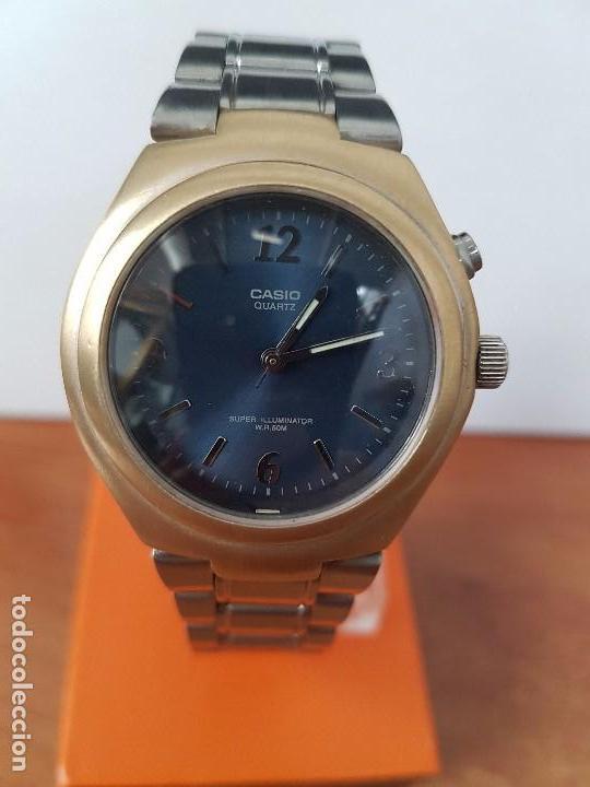 cf8633149a20 reloj de caballero (vintage) casio modelo 3306- - Comprar Relojes ...