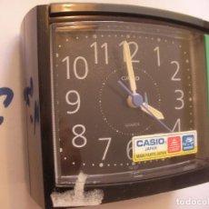 Relojes - Casio: ANTIGUO RELOJ CASIO EN PERFECTO ESTADO DE FUNCIONAMIENTO CON ALARMA Y LUZ. Lote 85257736