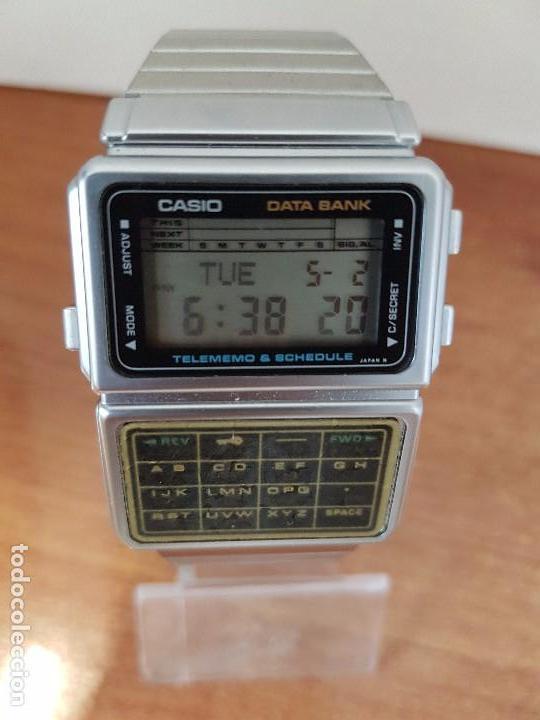 2d008e2c8899 Relojes - Casio  Reloj de caballero (Vintage) CASIO DBC-600 DIGITAL Retro