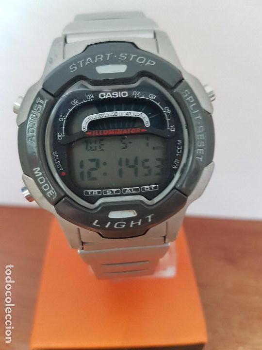 32d6bfb0ba7 reloj de caballero casio (vintage) modelo 1822 - Comprar Relojes ...