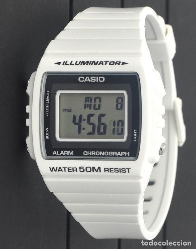 1413027c5ca1 Reloj Casio Watch indi beach retro buceo surf diver orologio ocean uhr  blanco y negro NUEVO!!!