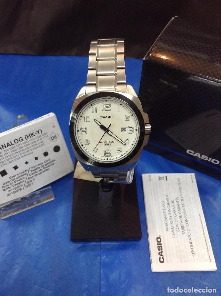Relojes - Casio: RELOJ CASIO MTP 1340 DIVER - SPORT VINTAGE ¡¡NUEVO!! - Foto 7 - 85926320