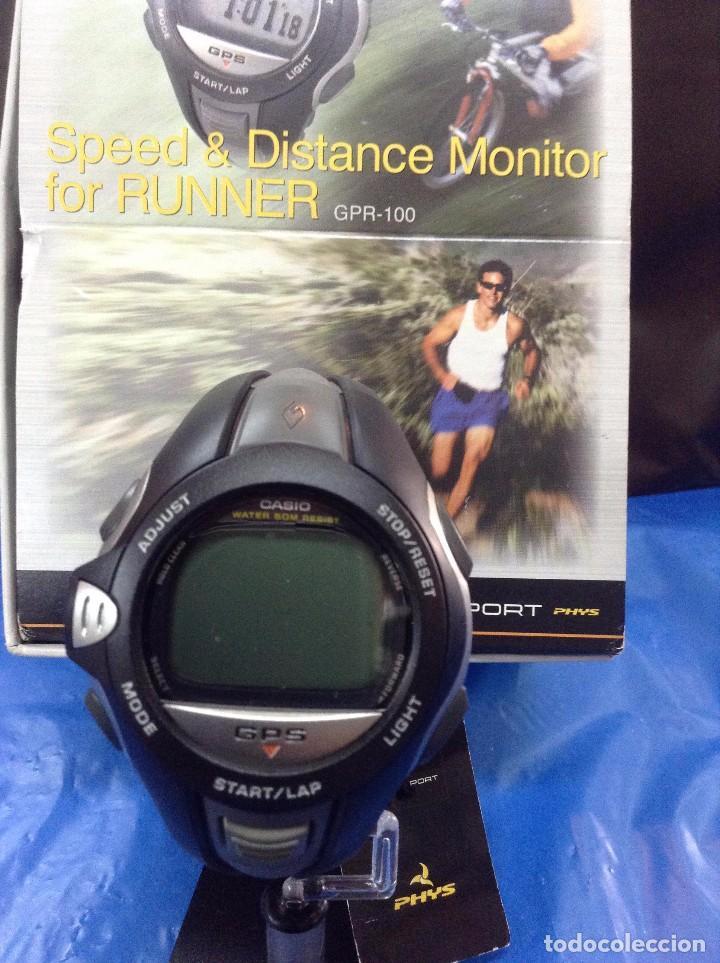 417b1fdaad0a Reloj casio gpr 100 ¡ gps ! ¡¡ nuevo !! - Sold through Direct Sale ...