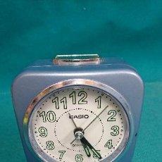 Relojes - Casio: RELOJ DESPERTADOR CASIO. Lote 87382020