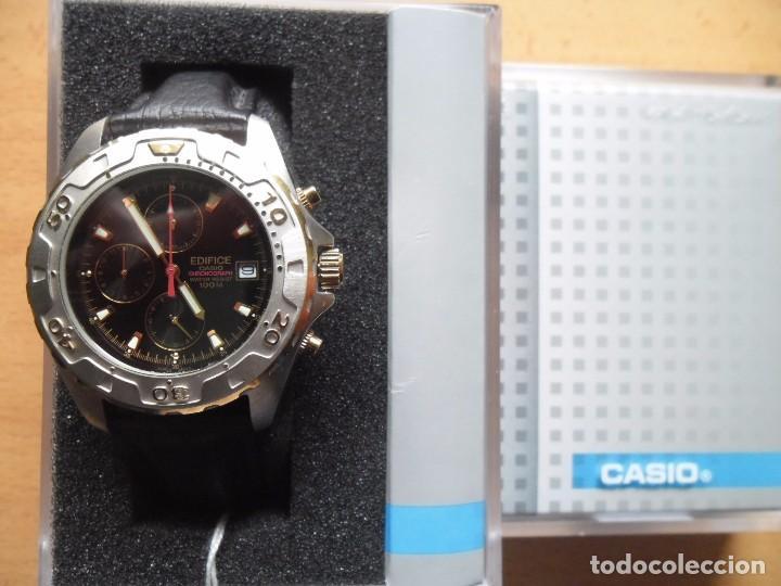 c5db9202bd80 Relojes - Casio  RELOJ CASIO VINTAGE EDIFICE MTD-1033 CRONOGRAPH NOS - Foto  6