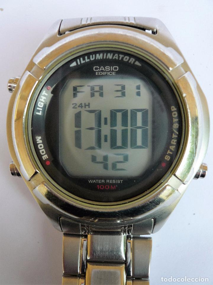 RELOJ CASIO EDIFICE 100M (Relojes - Relojes Actuales - Casio)
