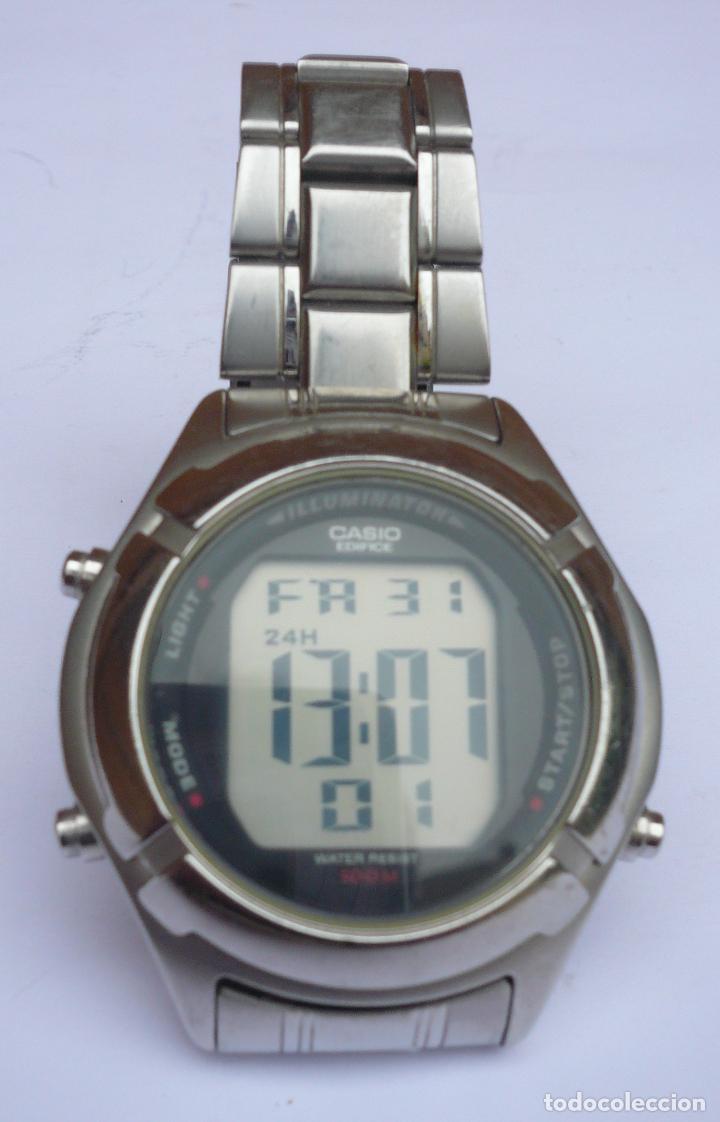 Relojes - Casio: RELOJ CASIO EDIFICE 100M - Foto 3 - 88142920