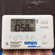 Relojes - Casio: RELOJ CASIO PQ 70 DESPERTADOR DE VIAJE ¡ NUEVO !. Lote 91006410