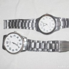 Relojes - Casio: 2 RELOJES CASIO. Lote 251934045