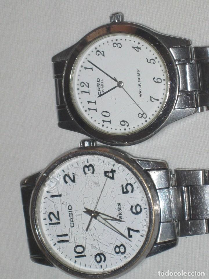 Relojes - Casio: 2 relojes Casio - Foto 11 - 251934045