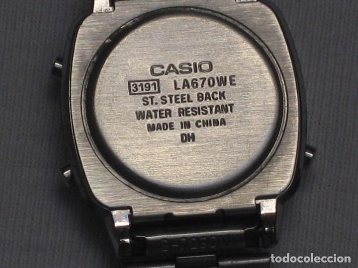 Relojes - Casio: Casio señora - Foto 8 - 93290905