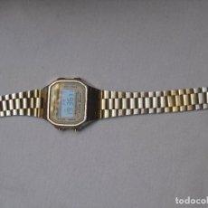 Relojes - Casio: CASIO CABALLERO DORADO. Lote 93291130