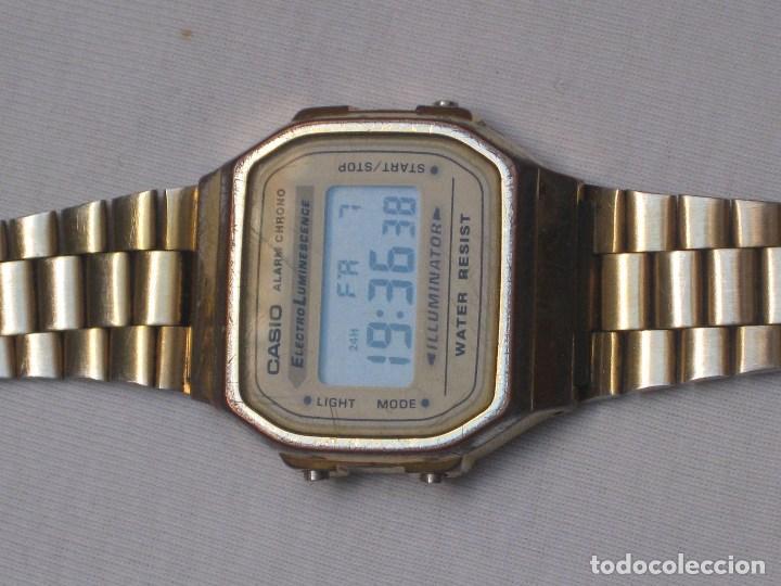 Relojes - Casio: Casio caballero dorado - Foto 2 - 93291130