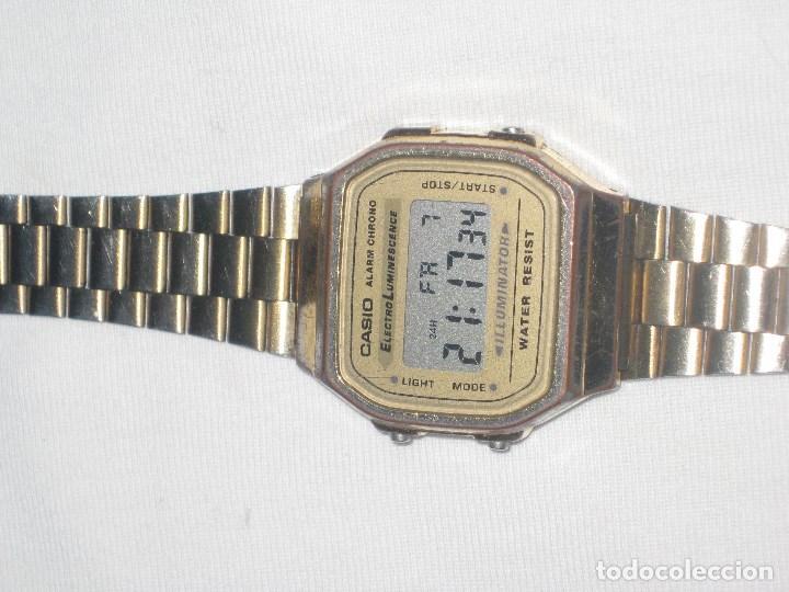 Relojes - Casio: Casio caballero dorado - Foto 3 - 93291130
