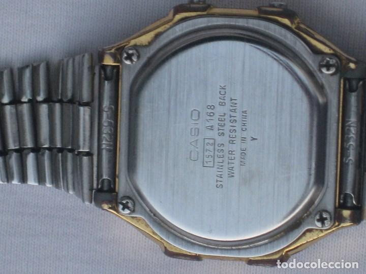 Relojes - Casio: Casio caballero dorado - Foto 4 - 93291130