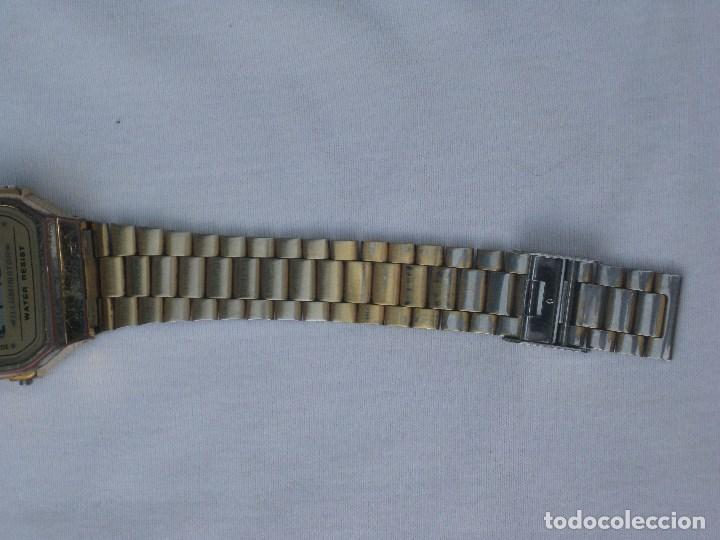 Relojes - Casio: Casio caballero dorado - Foto 7 - 93291130