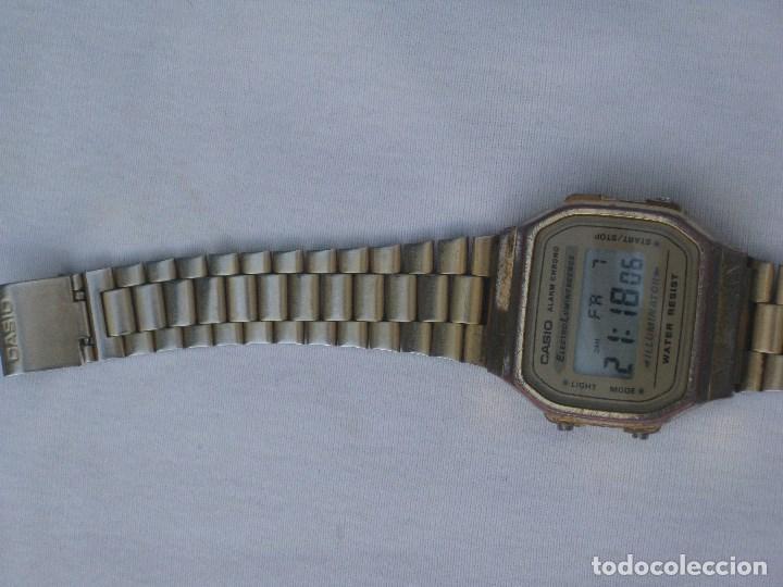 Relojes - Casio: Casio caballero dorado - Foto 8 - 93291130