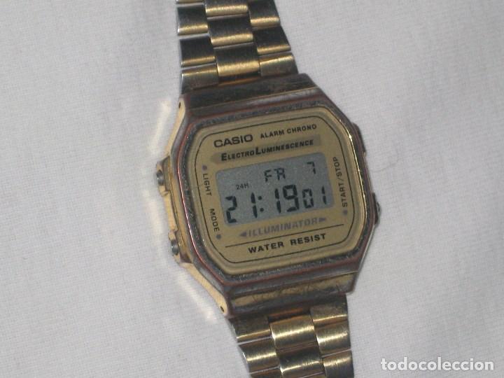Relojes - Casio: Casio caballero dorado - Foto 9 - 93291130
