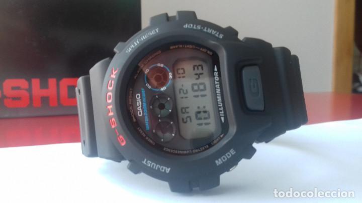 s Impossible Mission Reloj a Casio 6900 Watch U Nuevo G Dw Classique Shock Model Le Seals 1v 9EIDYeWH2