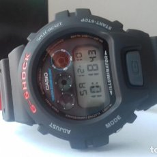 Reloj Casio G SHOCK DW-6900-1V IMPOSSIBLE MISSION MODEL LE CLASSIQUE WATCH U.S.A SEALS NUEVO!!!!
