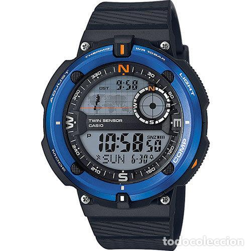 4b3d65fd0850 Relojes - Casio  Reloj Casio PRO TREK DIGITAL COMPASS THERMOMETER WATCH new  season 2017 trekking