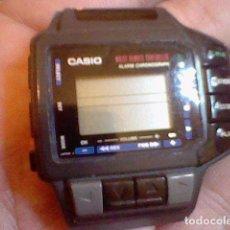 Relojes - Casio: CASIO RELOJ WRIST CONTROLLER REMOTE CONTROL REMOTO TV/VCR NO FUNCIONA MUY RARO . Lote 94261835