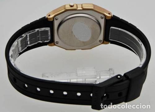 f24554c3089c Relojes - Casio  Reloj Casio RETRO F-91 NEW EDITION COLORS GOLD BLACK WATCH  OROLOGIO