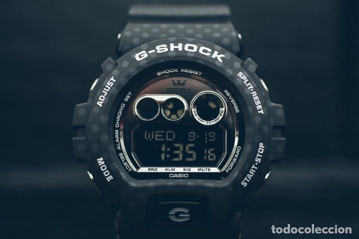 d6e9c5ac0ce2 Relojes - Casio  Reloj DUO CASIO G-SHOCK LIMITED EDITION SUPRA 2 WATCHES  GDX6900SP