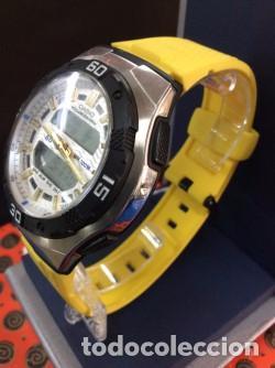 Relojes - Casio: RELOJ CASIO A 164 W ILUMINATOR VINTAGE ¡¡ NUEVO !! - Foto 2 - 79795561