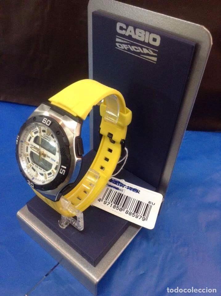 Relojes - Casio: RELOJ CASIO A 164 W ILUMINATOR VINTAGE ¡¡ NUEVO !! - Foto 5 - 79795561