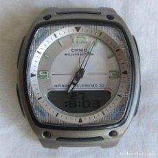 Relojes - Casio: RELOJ CASIO ANÁLOGICO Y DIGITAL FUNCIONANDO. Lote 95425183