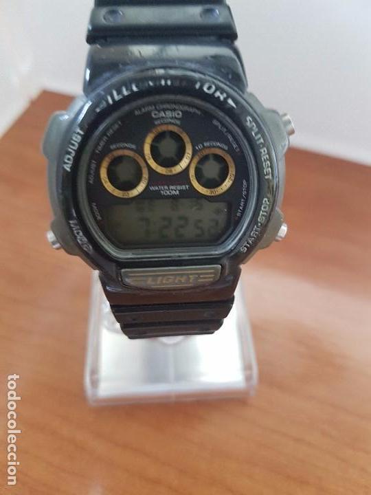 ef0378594dea reloj caballero (vintage) casio digital 1534. w - Comprar Relojes ...