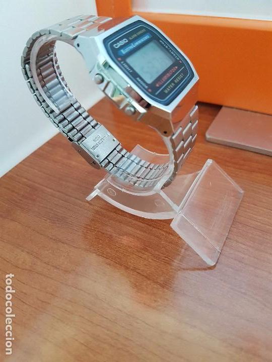 De Vendido En Reloj Venta Ace Digital Correa Con Casio Caballero uOikZPX
