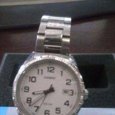 Relojes - Casio: RELOJ CASSIO WR 50M COMO NUEVO. Lote 98212935