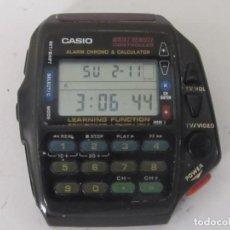Relojes - Casio: RELOJ CASIO CMD40 REMOTE WATCH (SIN CORREA). Lote 98407611